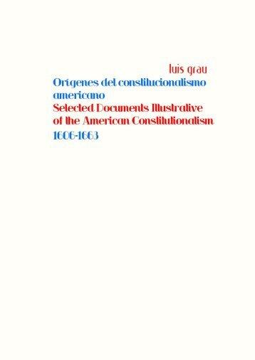 Corpus Bilingüe Tomo I Vol. 1 - Archivo Abierto Institucional de la ...