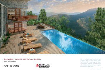 The Woodside – Lavish Mountain Villas in the ... - Saffronart.com
