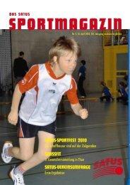 EXPEDITIONEN - SATUS - der Sportverband