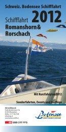 Romanshorn & Rorschach - Schweizerische Bodensee ...