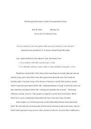 Deontological Dissonance and the Consequentialist Crutch Peter H ...