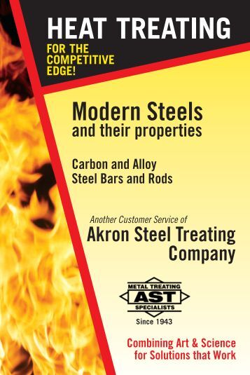 Modern Steels - Akron Steel Treating Company