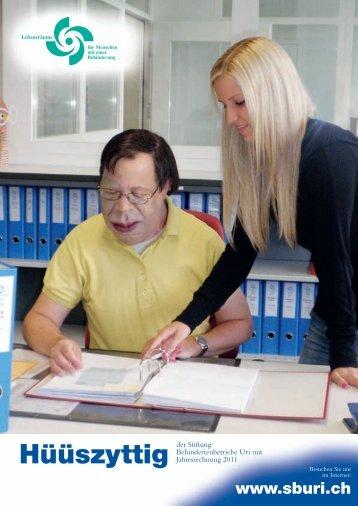 Jubilarinnen und Jubilare Mitarbeitende 2011 - Stiftung ...