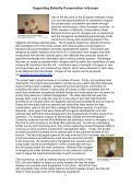 EIG newsletter - Butterfly Conservation - Page 4
