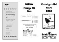Details Ski Freestyle