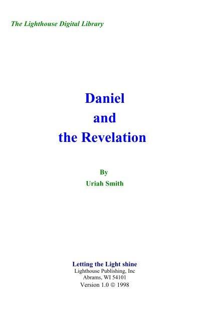 Daniel and the Revelation - Uriah Smith pdf