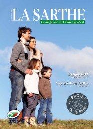 Budget - Conseil général de la Sarthe