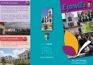 Une ville familiale où il fait bon vivre - Ezanville