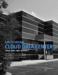 12028-EMC Durham Cloud Data Center Handout