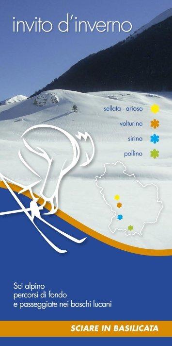 invito d'inverno - APT Basilicata