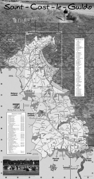 Baie de l'Arguenon Baie de la Fresnaye - Le Haut Noyer