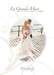 Download Weddings Brochure - La Grande Mare