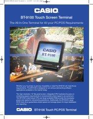 BT-9100 - Add Type Business Equipment Ltd.
