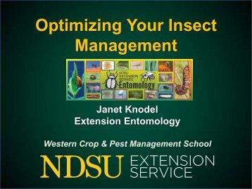 Presentation - NDSU Agriculture