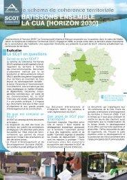 BATISSONS ENSEMBLE LA CUA [HORIZON 2030] - Alençon