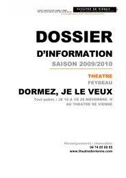 (Le Bourgeois Gentilhomme), Jacky Lautem - Théâtre de Vienne