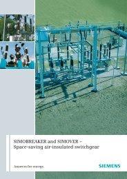 SIMOBREAKER and SIMOVER – Space-saving ... - Siemens Energy