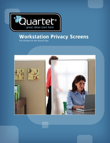 Workstation Privacy Screens - Net