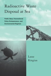 Radioactive Waste Disposal at Sea: Public Ideas ... - IMO
