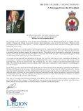 Volume 5 - Legion BC/Yukon Command Website - Page 7
