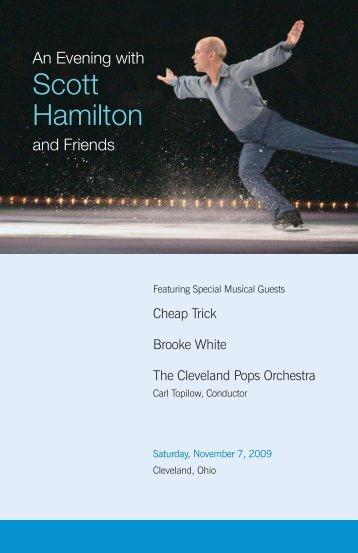 Download the Ice Show Program (PDF) - The Scott Hamilton ...