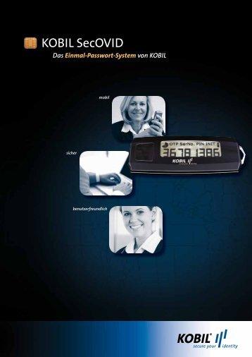 Das Einmal-Passwort-System von KOBIL - Insinova