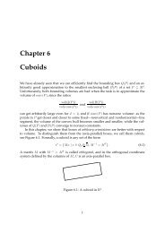 Chapter 6 Cuboids
