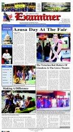 Azusa Day At The Fair - San Gabriel Valley Examiner