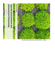Kristin(Pene - Yale School of Forestry & Environmental Studies