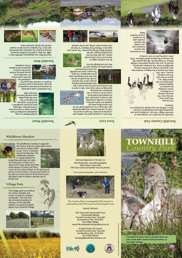 Townhill Country Park - Fife Coast and Countryside Trust