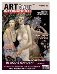ART TOUR INTERNATIONAL, Febr. Issue ... - Kristina Sretkova