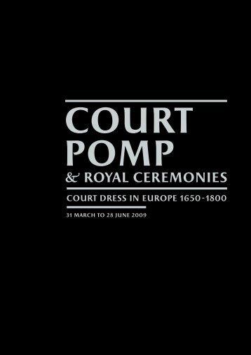 & royal ceremonies - Château de Versailles