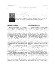 Klinefelter syndrome Sindrome di Klinefelter - Acta Bio Medica ...
