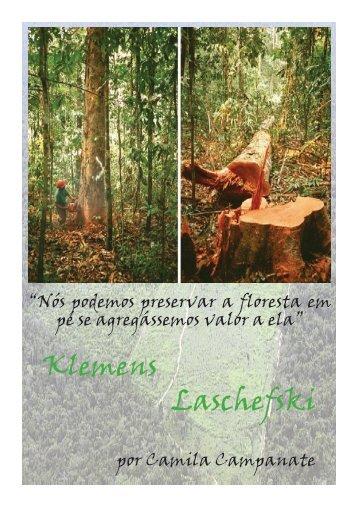 Entrevista Klemens Laschfski - Revista Contemporâneos