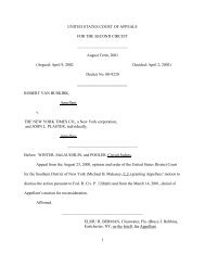 Robert Van Buskirk v. The New York Times - Internet Library of Law ...
