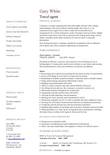 beauty therapist cv template