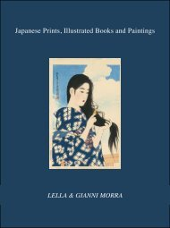 Japanese Prints, Illustrated Books and Paintings
