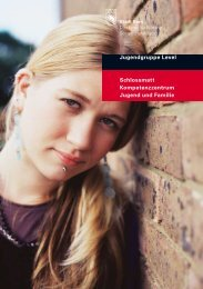 Schlossmatt Kompetenzzentrum Jugend und Familie Jugendgruppe ...