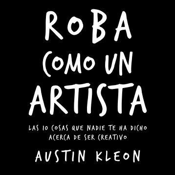 Austin kleon - Prisa Ediciones