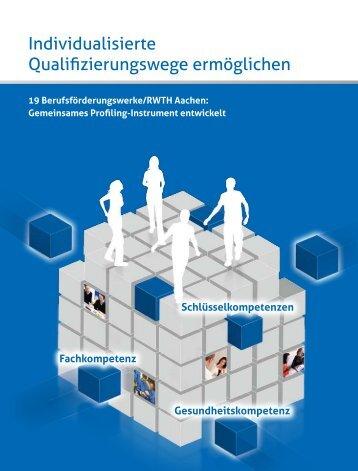 Individualisierte Qualifizierungswege ermöglichen - Institut für ...