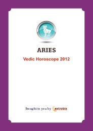 Crux of vedic astrology - timing of events2 pdf