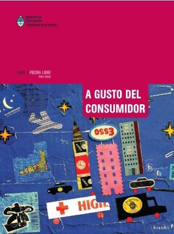 a gusto del consumidor - Ministerio de Educación