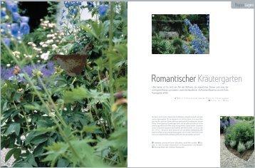 Romantischer Kräutergarten - Grünplan GmbH