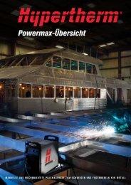hypertherm - Mawes Maschinen Werkzeuge Systeme AG