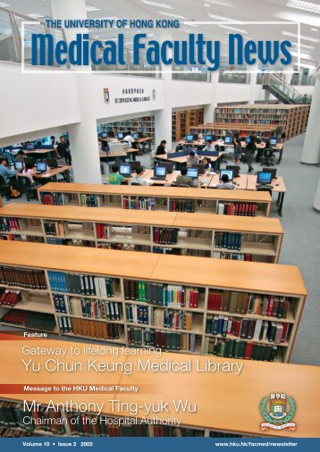 Mr Anthony Ting-yuk Wu Yu Chun Keung Medical Library