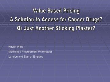 Kevan Wind Medicines Procurement Pharmacist London ... - BOPA