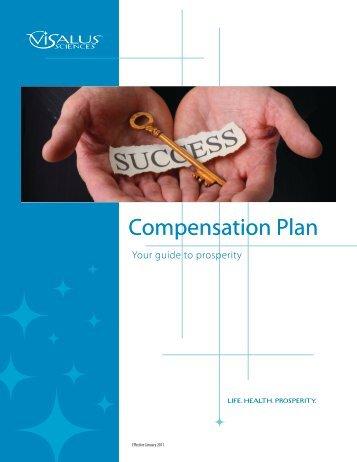Compensation Plan - ViSalus