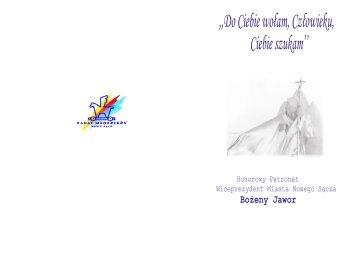 Konkurs recytatorski poezji Karola Wojtyły