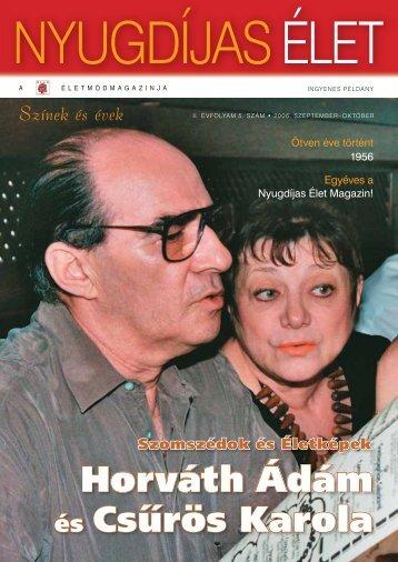 Horváth Ádám és Csűrös Karola - Hild