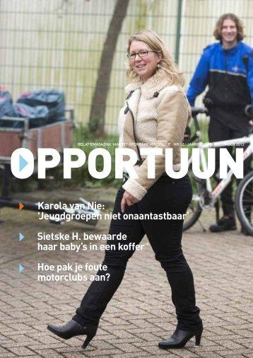 Karola van Nie: 'Jeugdgroepen niet onaantastbaar' Sietske H ...